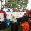 DAAWO VEDIO: AUN Saado Cali Warsame oo Baroordiiq loogu sameeyay Magaalada Edmonton.