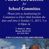 Join to Re-Elect Abdi Ibrahim for Randolph School Commetee