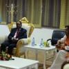 Madaxweynaha Soomaaliya oo ka qeyb galaya Shir Madaxeedka 26aad ee Midowga Afrika
