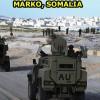 Al-Shabaab oo la wareegay magaalada Marka, kadib markii ay ka baxeen AMISOM