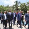 Ra'isul Wasaare Kheyre oo la kulmay waftigii Turkiga ee booqnayay caasimada Muqdisho