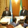 Madaxweyne Farmaajo iyo R/wasaaraha Ethiopia oo si wada jir ah u soo saaray War-murtiyeed
