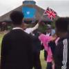 Jaaliyada Reer Boorama oo Calanka Somalia Dibada Uga Saaray Xaflad UK Ay Ku Dhiganayeen!
