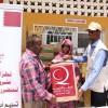 Hayadda Qatar Charity oo in ka badan 195 Kartoon oo Daawo ah Gudoonsiisay Wasaaradda Caafimaadka