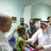 Xoghaya guud ee hey'adda Qatar Red Crescent oo Booqasho ugu tagay dalka suudaan bukaanada Qaraxii Muqdisho 14 Octoober –