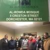 Masjidkii 2aad oo Soomaalida reer Boston Iibsadeen (Masjidka Al-Rawda)