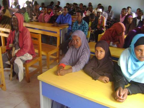 DHIILO WELFARE AND EDUCATION FOUNDATION OF SOMALIA  Oo Dhaqaalo U