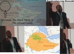 Abyssinia the Black Sheep in the African Family by Prof. Mohamed Hassan(Watch)
